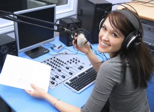 Live Audio Broadcasting