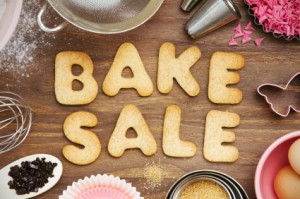 A New Kind of Bake Sale: Ditching prices for donations to encourage and reward generosity