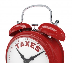 Booster News: Tax Alert!