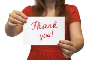 BoosterNews: It's a Good Time to Thank Your Donors
